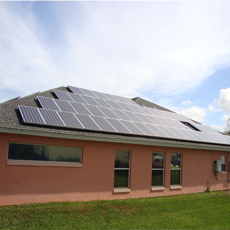 5kw-50kw solar roof mounting systems,Off grid solar power systems